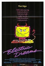 Electric Dreams(1984) Poster - Movie Forum, Cast, Reviews