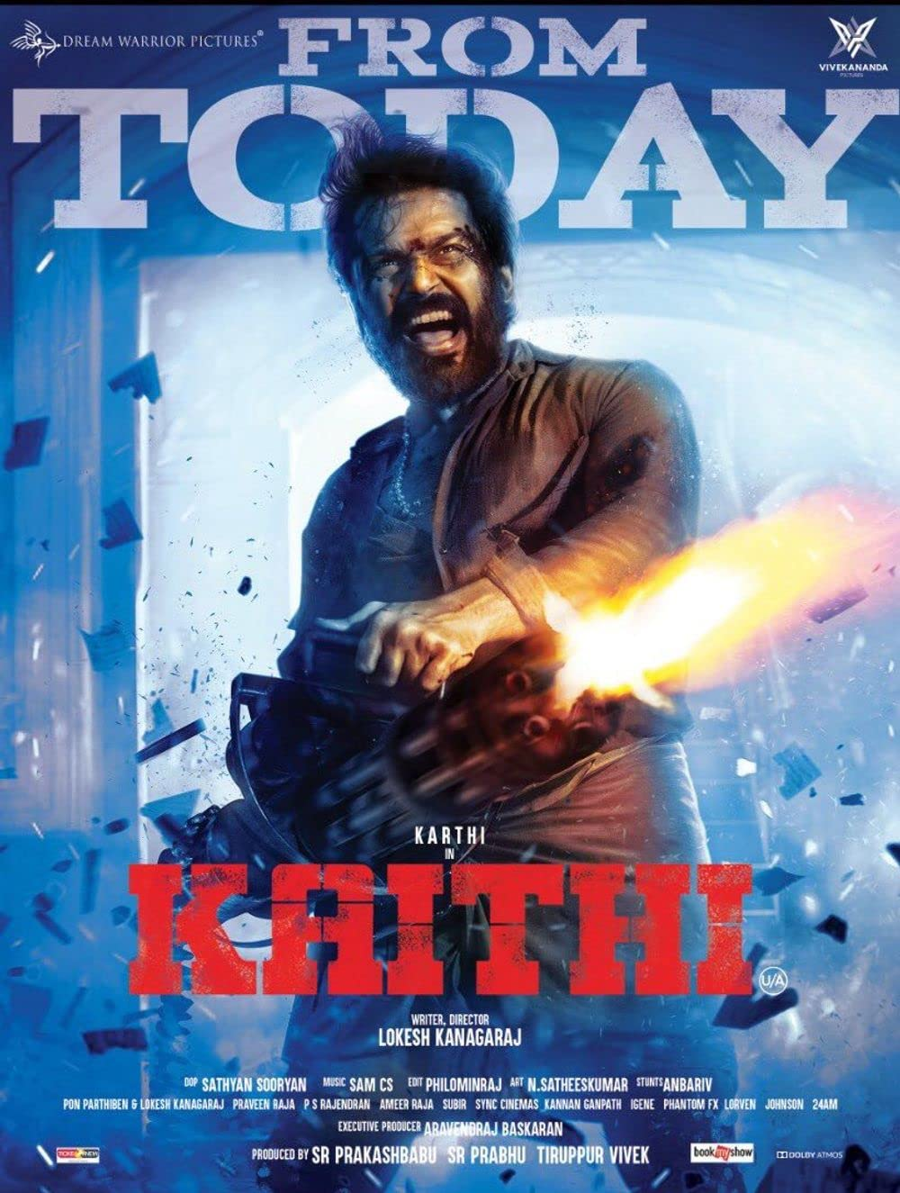 Kaithi (2019) UNCUT HDRip South Hindi Dubbed Movie 2020-11-02