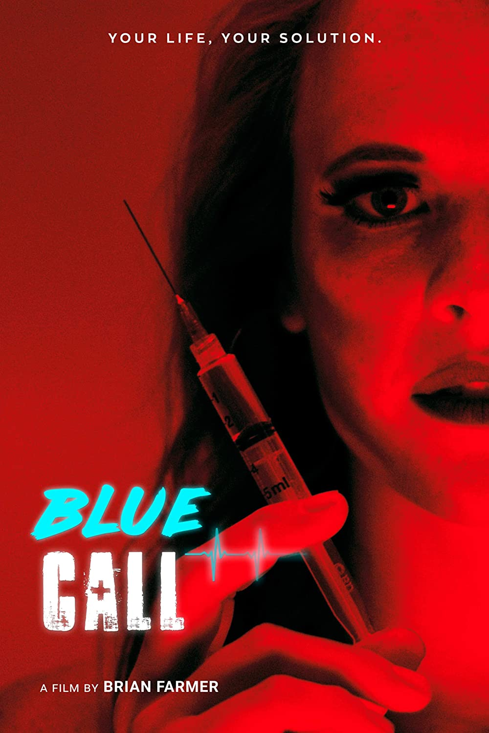 Blue Call 2021 English 251MB HDRip ESubs Download