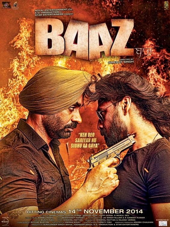 Baaz (2014)