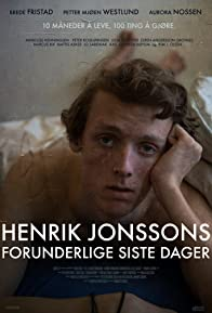 Primary photo for Henrik Jonssons forunderlige siste dager