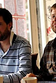 Greg McHugh and Jack Whitehall in Fresh Meat (2011)
