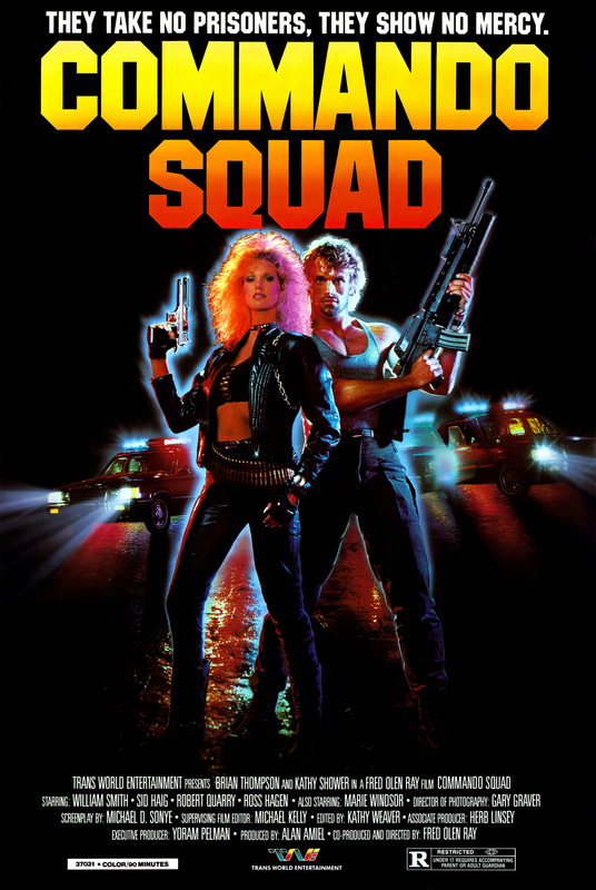Commando Squad (1988)