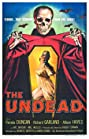 The Undead (1957) Poster