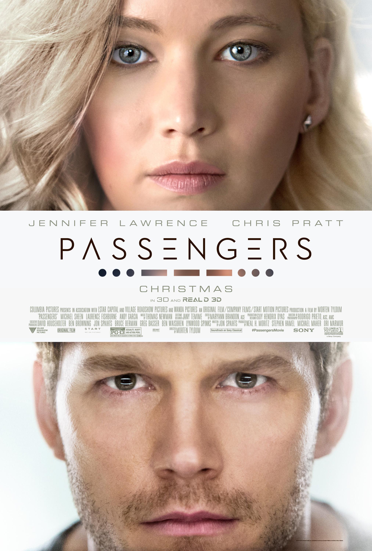 Passengers (2016) BluRay 720p, 1080p & 4K-2160p