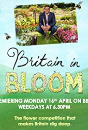 Britain in Bloom Poster
