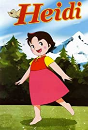 Heidi: A Girl of the Alps Poster - TV Show Forum, Cast, Reviews