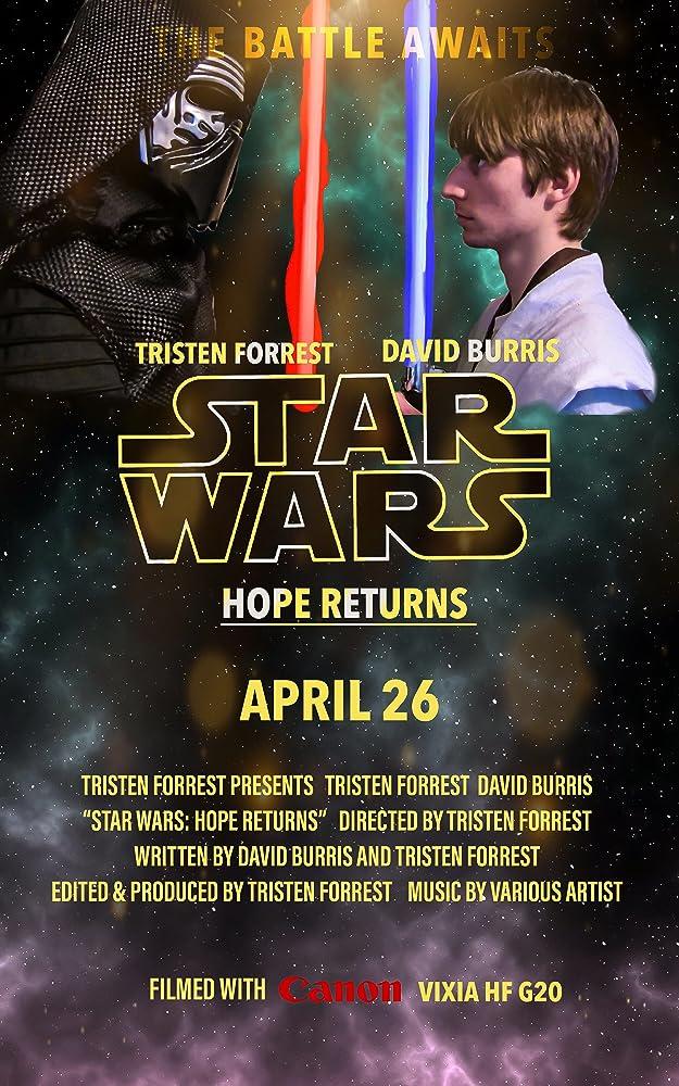 Star Wars: Hope Returns (2019)