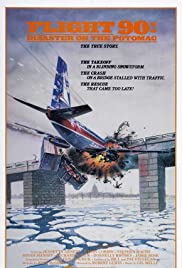 Flight 90: Disaster on the Potomac Poster