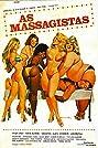 As Massagistas Profissionais (1976) Poster