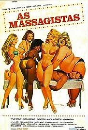 As Massagistas Profissionais Poster