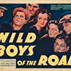 Dorothy Coonan Wellman, Frankie Darro, Arthur Hohl, Rochelle Hudson, and Edwin Phillips in Wild Boys of the Road (1933)
