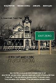 Exit Zero - The Last Stop Poster