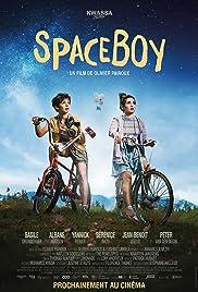 SpaceBoy Poster