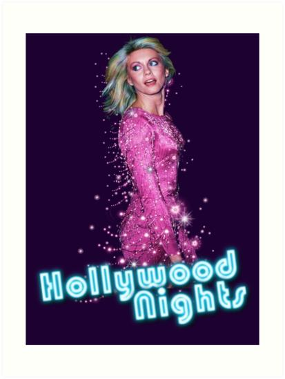 Olivia Newton-John: Hollywood Nights