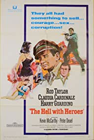 The Hell with Heroes (1968) Poster - Movie Forum, Cast, Reviews