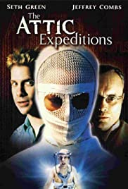The Attic Expeditions Poster