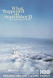 What Happened on September 11 Poster
