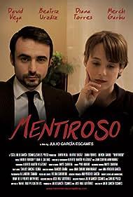 David Vega and Bea Urzaiz in Mentiroso (2010)