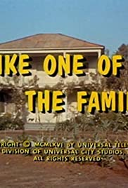 Like One of the Family Poster