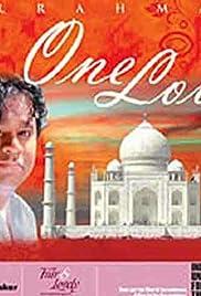 Taj Mahal Anthem: Ek Mohabbat Poster