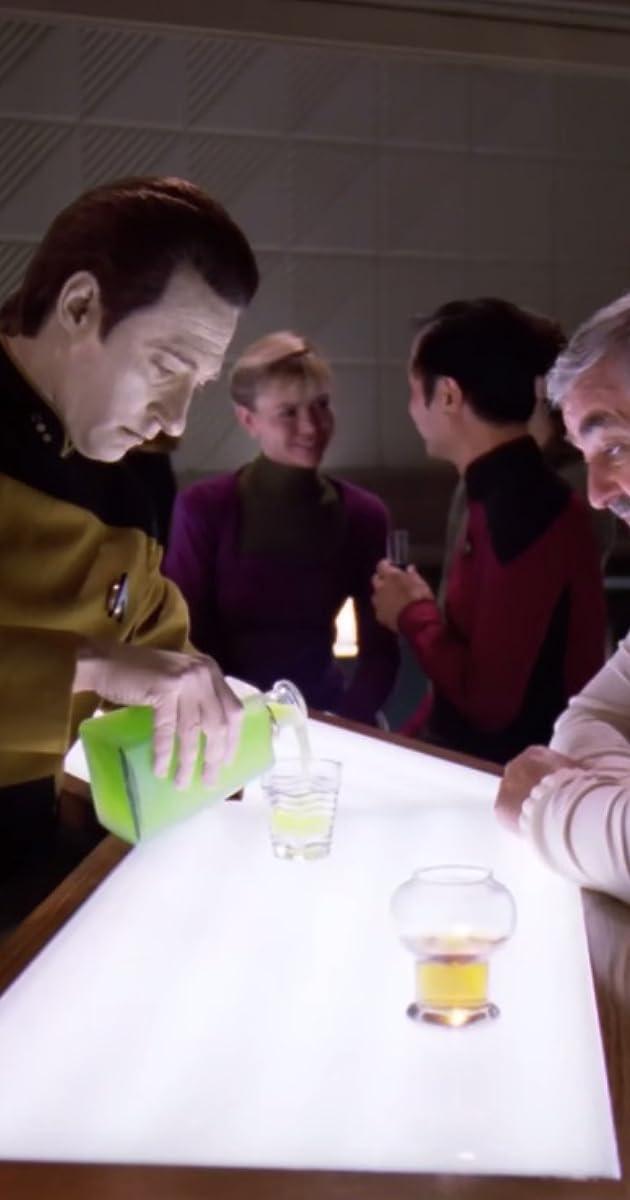 Mens TNG Season 6 Episode 18 Tank Top Star Trek