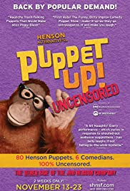 Puppet Up! Uncensored Poster