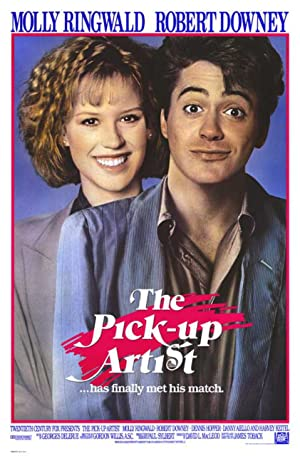 The Pick-up Artist Poster Image
