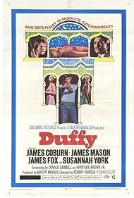Duffy (1968) Poster - Movie Forum, Cast, Reviews