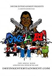Gangs of LA 1991 Poster