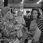 Vanda Godsell and Dorinda Stevens in The Undesirable Neighbour (1963)