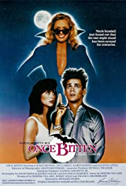 Once Bitten (1985) Poster - Movie Forum, Cast, Reviews