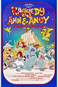 Raggedy Ann & Andy: A Musical Adventure (1977) Poster - Movie Forum, Cast, Reviews