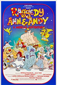 Primary photo for Raggedy Ann & Andy: A Musical Adventure