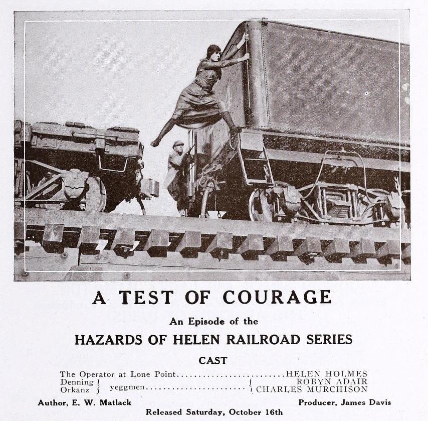 The Hazards of Helen (1914)