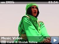 053a25b940f Cardi B: Bodak Yellow (Video 2017) - IMDb