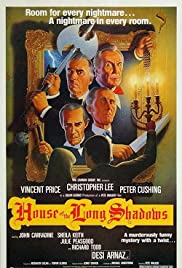 House of the Long Shadows... Revisited Poster