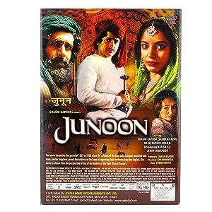Shyam Benegal (story and scenario) Junoon Movie