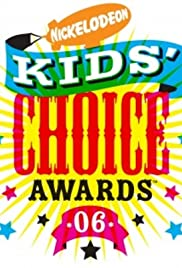 Nickelodeon Kids' Choice Awards '06 Poster