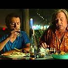 Gérard Depardieu and Atmen Kelif in Les invincibles (2013)