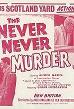 The Never Never Murder