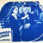 James Gleason and Zasu Pitts in The Crooked Circle (1932)