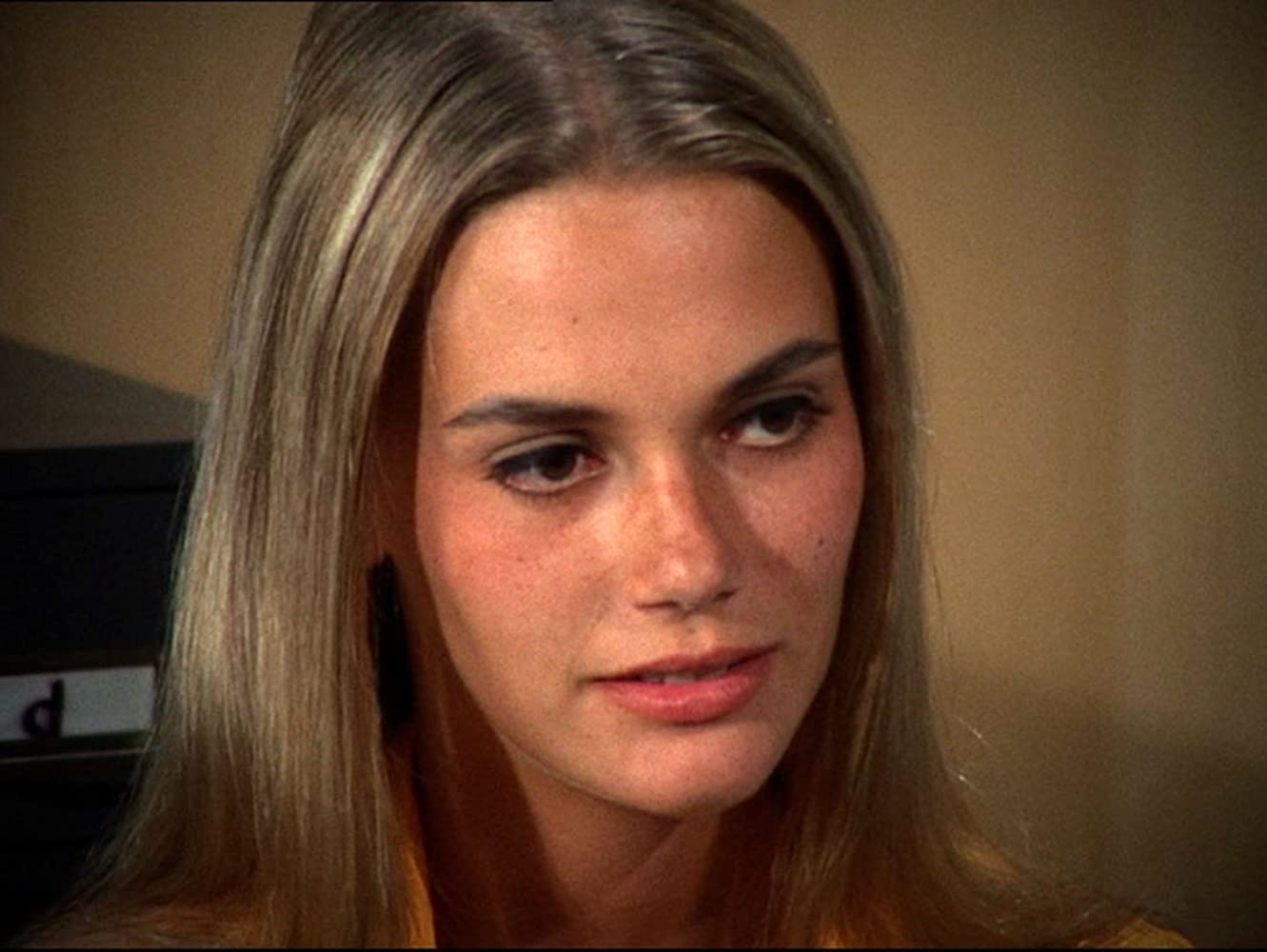 Peggy Lipton in The Mod Squad 1968