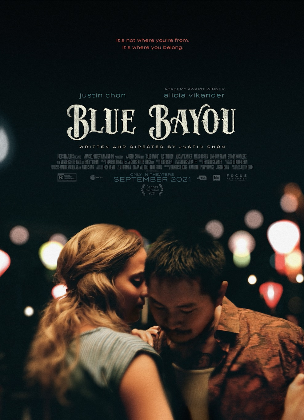 Phim Dòng Nước Xanh - Blue Bayou (2021)