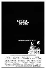 Ghost Story (1981) Poster - Movie Forum, Cast, Reviews