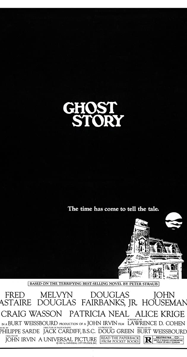Subtitle of Ghost Story