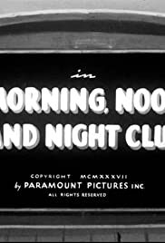 Morning, Noon and Night Club Poster