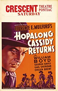 The movies pc downloads Hopalong Cassidy Returns USA [[movie]