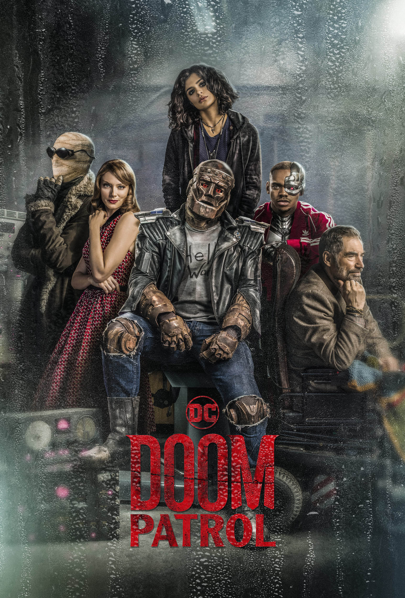 Doom Patrol (TV Series 2019– ) - IMDb