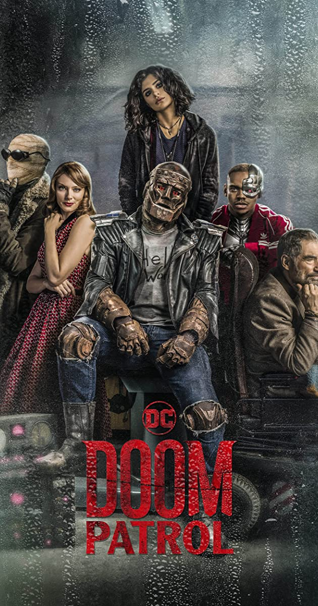 download scarica gratuito Doom Patrol o streaming Stagione 1 episodio completa in HD 720p 1080p con torrent